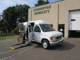 ADA Compliant Full Size Van with Low Miles!