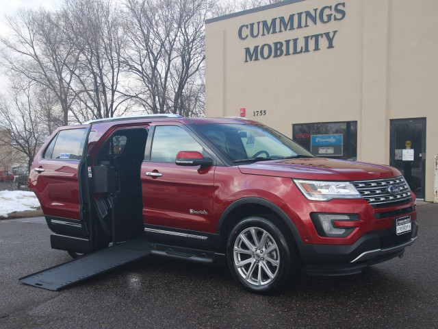 Wheelchair Vans For Sale In Mn Amp Ia Cummings Mobility