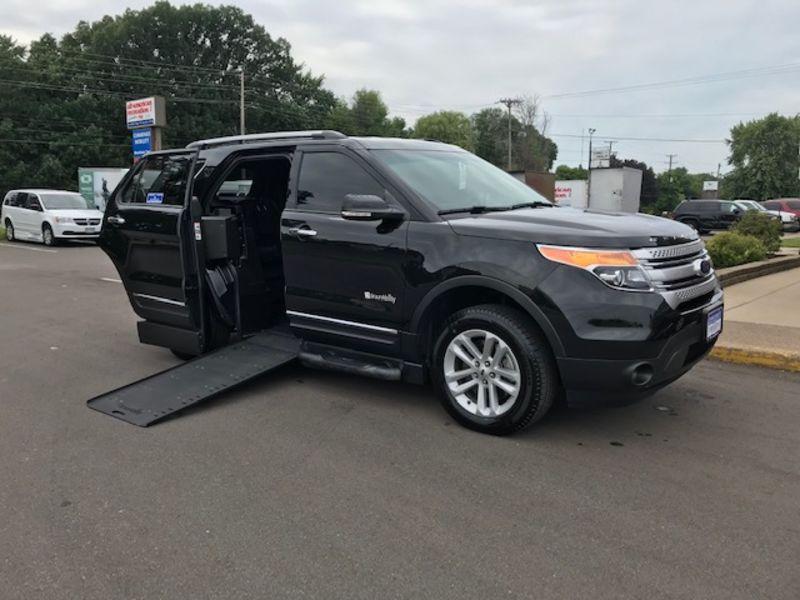 Wheelchair Vans and Handicap Van Sales MN & IA | Cummings Mobility
