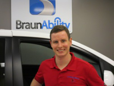 Lawrence Berthiaume - Mobility Consultant | Cummings Mobility