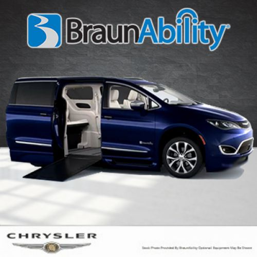 Chrysler Wheelchair Van MN & IA